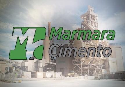 Marmara Çimento Fabrikası ilk çimentosunu üretmiştir.